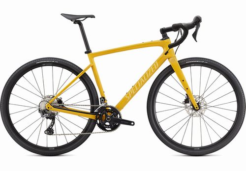 2021 Diverge Sport Carbon Gloss Brassy Yellow Sunset Yellow Chrome Clean 500.jpg